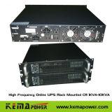 Montadas en rack de alta frecuencia de UPS en línea (C2KR C2KRS)