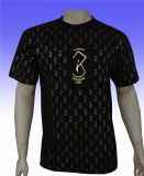 T-shirt fait sur commande d'impression de qualité
