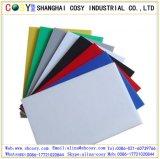 Scheda differente della gomma piuma del PVC di colori di alta qualità per fare pubblicità