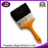 Cerda preta filamento afilado misturado para a escova de cabelo