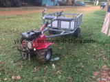 La agricultura cultivador lanza 6.5HP giratoria con la potencia del motor