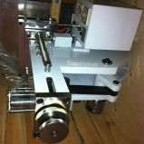 Affrancatrice della stagnola calda di plastica manuale poco costosa di pressione