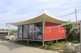 6X6m шатер Glamping шатра гостиницы шатра 131 сафари