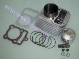 Yog motocicleta Kit de cilindro de piezas de anillos de pistón completan el bloque de hierro de la Junta Std Dy90 St70 CBF125 CB125 CG125 CG150 CG200 Yamaha FZ16 Italika cilindro para Honda