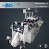 Auto/Automática máquina cortadora de morir con Hot Stamping + Función de láminas de aluminio