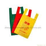 Sacchetto non tessuto Full-Automatic della maniglia della casella che fa macchina Zxl-E700
