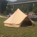 Camping familial étanche Bell tente Tente indienne
