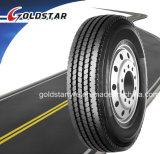 Покрышка 295/75r22.5 тележки шины Goldstar сверхмощная TBR радиальная, 385/65r22.5, 315/80r22.5, 12r22.5, 12.00r24