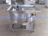 Piccola macchina manuale dell'iniezione della salamoia per la carne del pollo