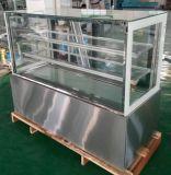 Kuchen-Bildschirmanzeige-Kühlvorrichtung-Schaukasten/Kuchen-Bildschirmanzeige-Kühler