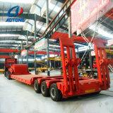China-Fertigung Hochleistungs6axle Lowbed halb/LKW-Schlussteile für Verkauf