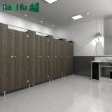 Partition phénolique de toilette de stratifié public de contrat de Jialifu