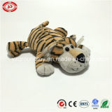 Plush Lying Tiger Soft Stuffed Pet Animal Cute Toy