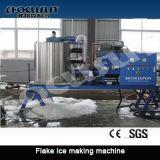 Pianta superiore di fabbricazione di ghiaccio del fiocco di vendite di Focusun