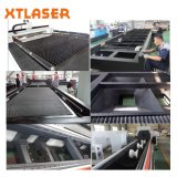 Laser Fiber Cutting Machine for 1-10mm Carbon Steel