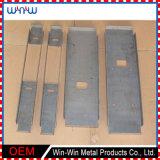 Высокая точность Индивидуальные изготовления утюга детали из листового металла