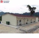 Préfabriqué chambre Villa Maison de deux étages Camp Mobile pour la vente