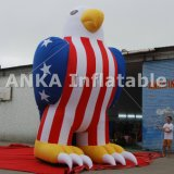 Publicidade Infláveis Caráter de Propaganda de Desenhos Animados de Águia Gigante
