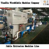 Machine van de Uitdrijving van de Extruder van de hoge snelheid de Teflon voor Coaxiale Kabel