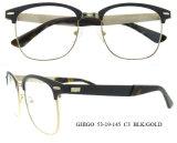 2016 Lunettes de lunette en métal de Hotsell populaires Lunettes de lunette ronde européenne