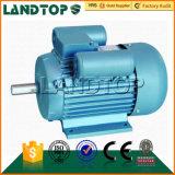 Motor elétrico de cobre monofásico da fase 100% da série das PARTES SUPERIORES YC