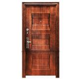 Дверь обеспеченностью металла верхнего качества 2017 стальная (EF-S073)