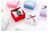 Цветочный шаблон подарочной упаковки в салоне на День Святого Валентина, красивый дизайн смотреть в салоне для девочек, подарочной упаковки для леди в подарок