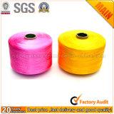 Hilados de alta tenacidad hueco PP, Spun Yarn fábrica