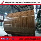 Les bobines en acier recouvert de couleur en bois/toiture Feuilles d'acier/gi/PPGI/PPGL