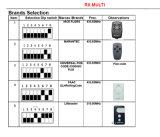 La frecuencia de múltiples marcas múltiples 300-869MHz receptor para la puerta del garaje