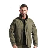 De calidad superior Bronceada Color de Tad V 4.0 Hombres caza al aire libre que acampa abrigos impermeables chaqueta con capucha de productos al aire libre caliente