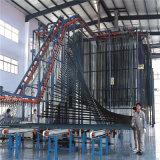 Profils en aluminium/en aluminium d'extrusion pour le module d'enduit de poudre