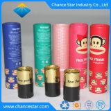 Impresa personalizada 30ml botella el embalaje especial tubo de papel