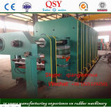 ISO&CEのゴム製コンベヤーベルトの大きく平らな加硫装置機械