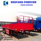 販売のための中国の製造2/3axleの側面の塀の貨物トレーラー