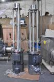 Vacío de acero inoxidable sanitario Emulsionar la máquina