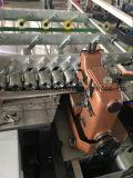 PE&Pet&PP Plastiklinon-Ineinander greifen-Beutel-automatischer Ausschnitt und Nähmaschine