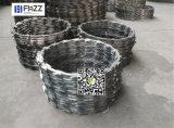 Тип креста колючей проволоки бритвы цены по прейскуранту завода-изготовителя Concertina