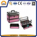 매니큐어와 립스틱 (HB-2301)를 위한 아름다움 메이크업 케이스