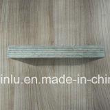 Dos veces presionan la madera contrachapada hecha frente película negra para el uso de la construcción