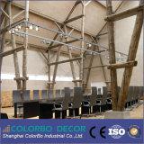 Pannelli di parete acustici delle lane di legno di controllo del rumore di Inter-Locazione