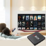 I Box caixa de TV Android com Chip de rocha RK3229 1GB/8GB de RAM ROM, WiFi com suporte HD 1080p, 4K, CAIXA DE TV inteligente