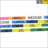 Печать логотипа поощрения медицинских одноразовых бумаги Измерительная лента