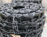 A trilha Chain da trilha lig a corrente da esteira rolante para as peças da estrutura da maquinaria da escavadora da máquina escavadora