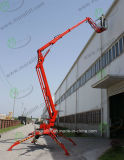 Venta caliente certificada CE Carretilla elevadora de brazo de remolque