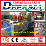 Ligne de production Double-Pipe machine à tuyaux en PVC