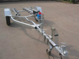 Wobble Rollersの熱いDIP Galvanized Boat Trailer