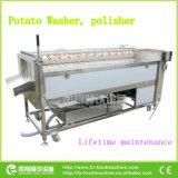 고압 살포 감자 씻기, 껍질을 벗김 기계 Px-1500