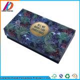 Boîte en carton imprimées à l'emballage personnalisé avec couvercle