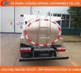 Dongfeng 8 réservoir de lait de la GAC chariot